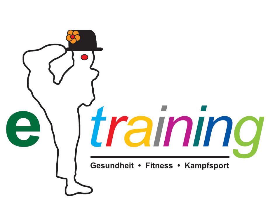 e-training fitnessclub Karlsruhe Faschingslogo