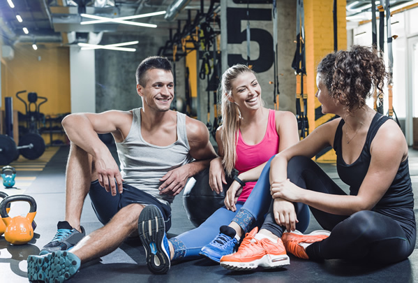 e-training Fitnessclubs mit Personal Coaching in Karlsruhe und Forst Baden