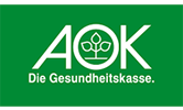 e-training Kooperationspartner mit AOK